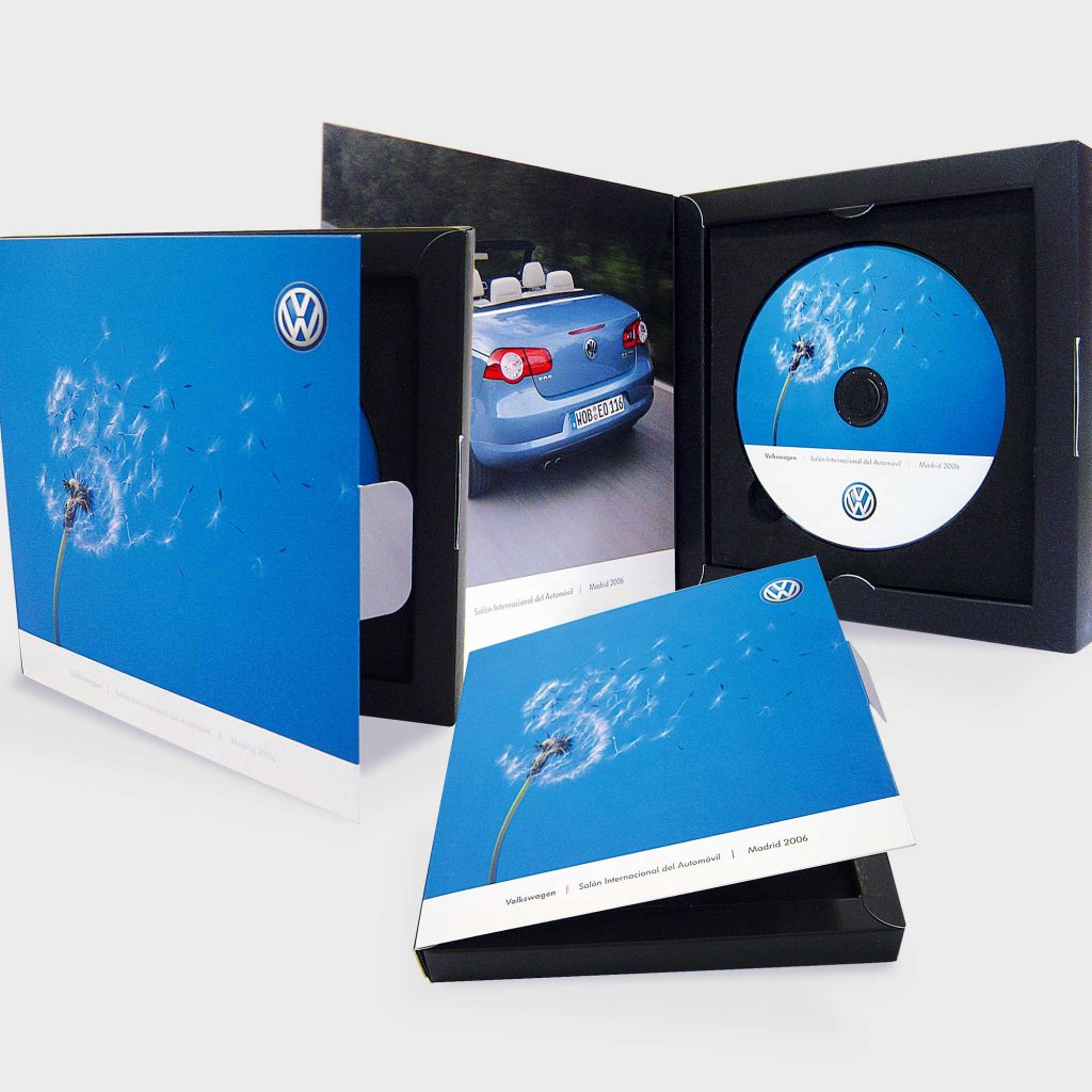 Estuche CD